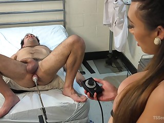Hot Venus Lux is a medical professional who is not afraid to get kinky