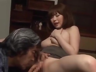 JUC-320 I Reverence My Father-in-Law Chiefly My Husband Part 2