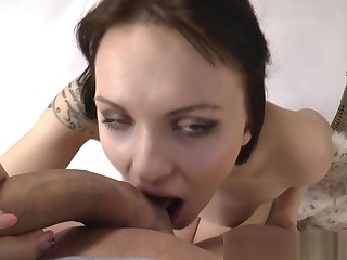 Self Shot at Amateur Porn With Hot German Euro Slut