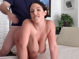 Angela White. Sex just about the tummler