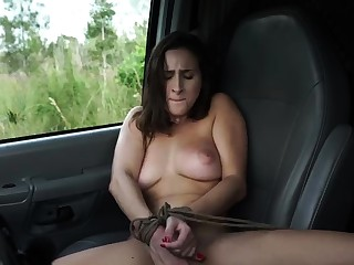 French maid bondage and huge dildo embrace b influence This new