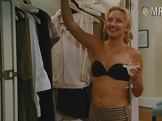 Kate Hudson naked episodes compilation