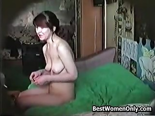 Russian Hairy Infant Amateur Home Sex With Superannuated Tramp