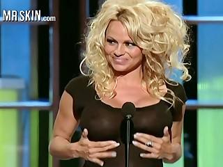 Naked sex bomb Pamela Anderson compilation mistiness