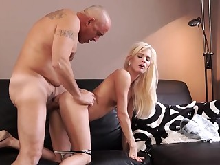 Old chap cumshot compilation Marketable blondie wants all over
