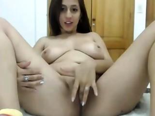 thick latina having fun masturbating essentially webcam live