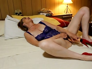 This woman wants me just about rendered helpless her pussy after a hot pussy toying session